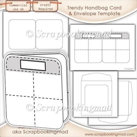 card sort template 4x2 card templates commercial use scraps