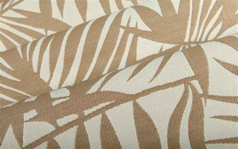 Palm Upholstery by Palm Frond Outdoor Upholstery Fabric In Cocoa