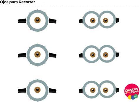 imagenes de los minions ojos contenidos fiestasparachicos com
