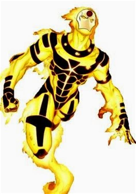 G Kaos Shiro No No by Leyendas Universo Marvel Fuego Solar
