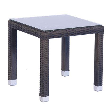 tavolino da giardino tavolino da giardino marrone etnico outlet mobili etnici