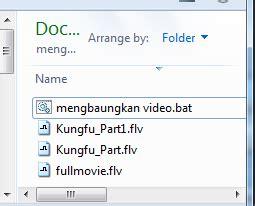 format skripsi usd happy han menggabungkan video menggunakan notepad