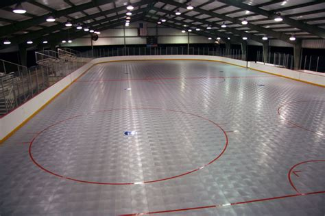 Dek Hockey Flooring by Installing Engineered Hardwood Floating Floor Images