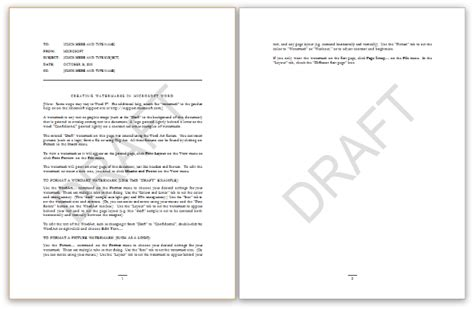 Memo Template In Word 2013 Microsoft Word Templates Free Memo Template