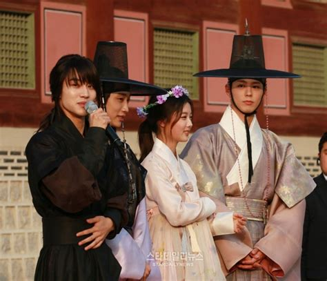 film love in the moonlight foto pemeran drama love in the moonlight tepati janji