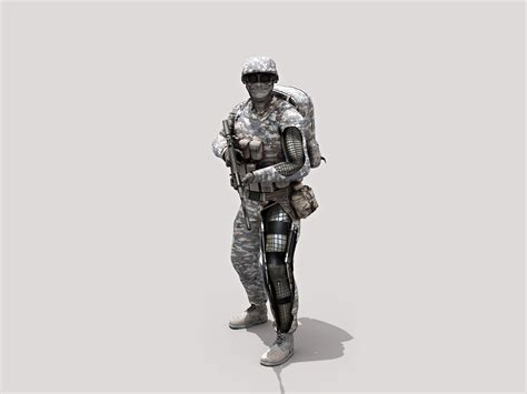 A Soldiers the future of war soldier enhancements popular science