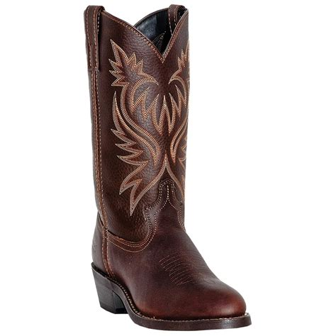 pack boots s laredo 174 12 quot work power pack boots copper kettle