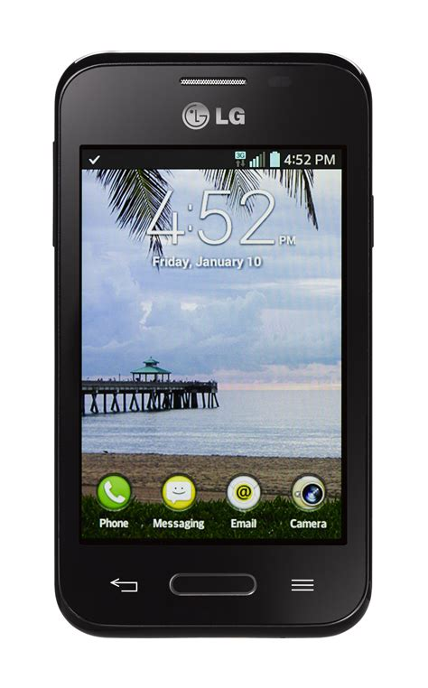 tracfone android phones tracfone lg optimus fuel android smartphone special