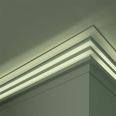 50mm Cornice House Martin Construction Interiors Uplighters Wall
