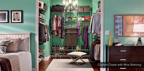 affordable wire closets design storage shelving