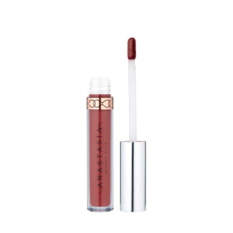Anastasa Beverly Matte Lipstick liquid lipstick wearing matte formula