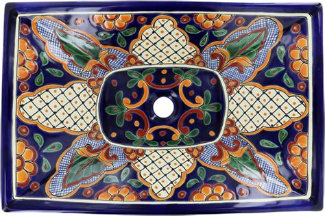 mexican tile talavera mexican sinks