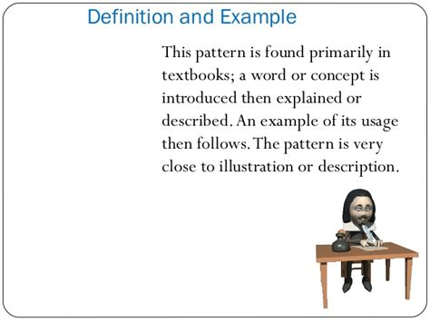 pattern of use definition recognizing patterns of organization