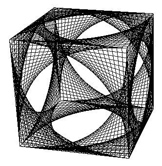 3d String Patterns - 31 best images about parametric design ideas on