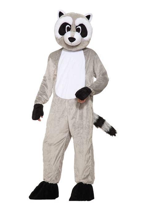 mascot costume rickey raccoon mascot costume
