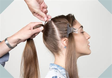 7 Secrets Of A Ponytail by The Secret To Getting More Volume In Your Ponytail