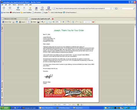 thank you letter to catering client client referral thank you quotes quotesgram