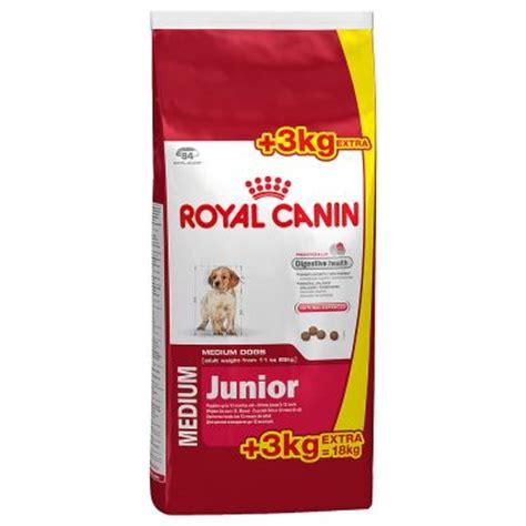 Royal Canin Junior Medium 968 by Royal Canin Medium Junior Pienso Para Perros