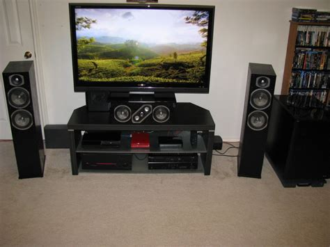 whats  surround sound setup  gaming page