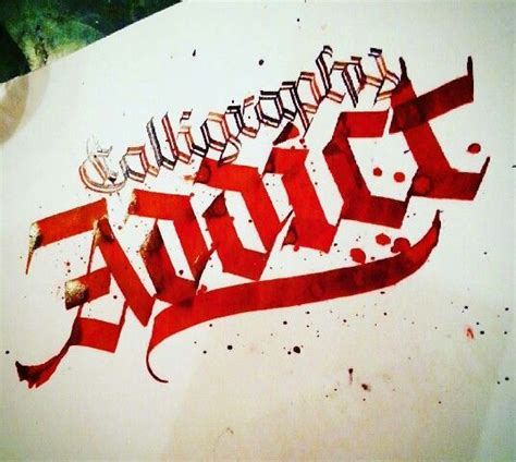christian zapf tattoo 696 best calligraphy gothic esque images on pinterest