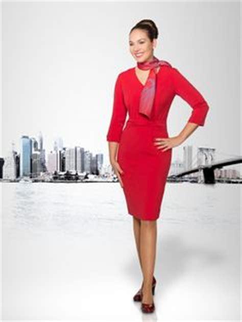 flight attendant wear bangs air berlin model judith berger world stewardess crews