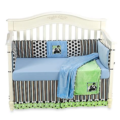 Kathy Ireland Home 174 Mr Pete 4 Piece Crib Bedding Set By Baby Cribs Ireland
