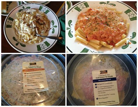 olive garden family meals family dinners with olive garden s buy one take one deal