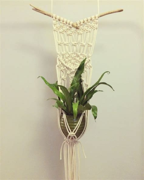 Macrame Patterns For Hanging Plants - 1307 best macrame plant hanger images on