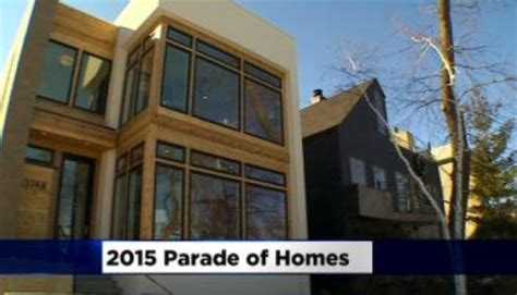 the parade of homes 171 wcco cbs minnesota