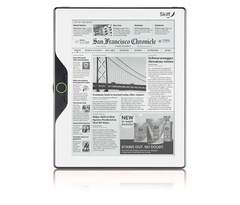 skiff ebook reader skiff reader un livre 233 lectronique haute r 233 solution