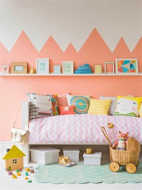 couleur mur chambre enfant 80 astuces pour bien marier les couleurs dans une chambre