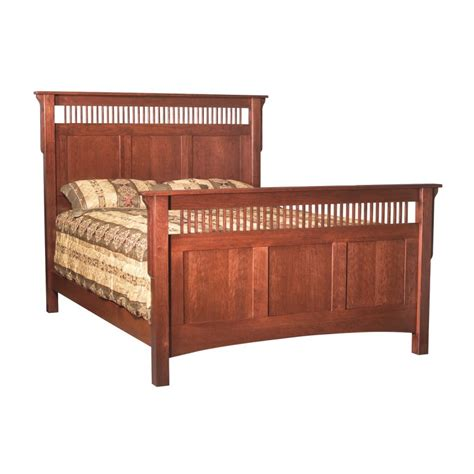 mission bed mission bed amish made mission bed country lane furniture