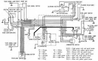 honda c90 electrical wiring diagram circuit wiring diagrams