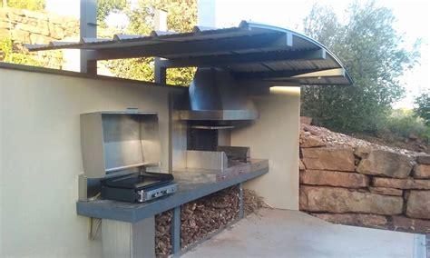 cuisine d ete ext駻ieure cuisine d 233 t 233 ext 233 rieure en beautiful barbecue fixe