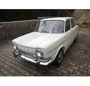 SIMCA 1000 SPECIAL PRIMA SERIE ANNO 1969