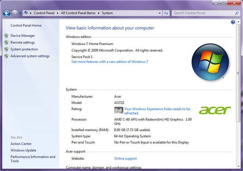 activation windows 7 home premium overclock