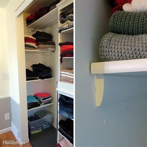 11 clothes storage ideas to transform your closet family