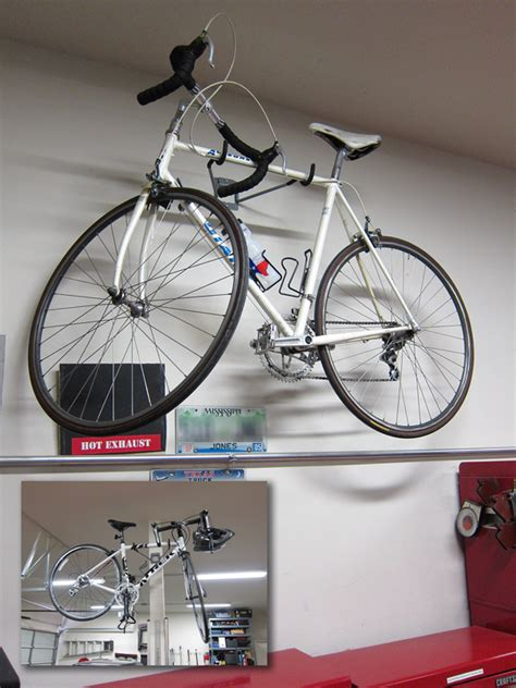 Ways To Store Bikes In Garage by Cycling Toolmonger
