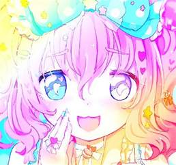 colorful anime colorful anime edit discovered by ᗩs ᖴates ᕼave it
