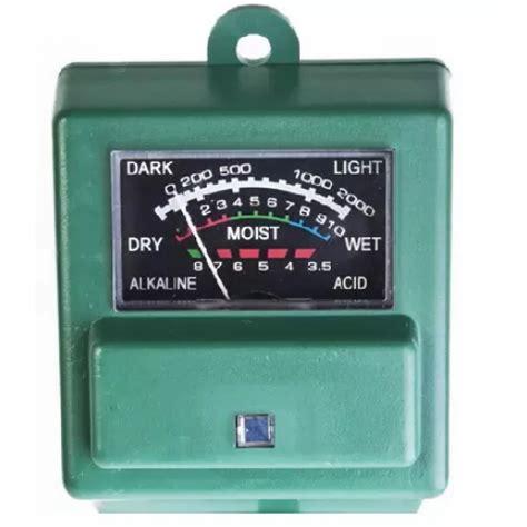 Ph Meter Tanah 3 In 1 jual ph meter tanah 3in1 ph kelembaban dan pencahayaan