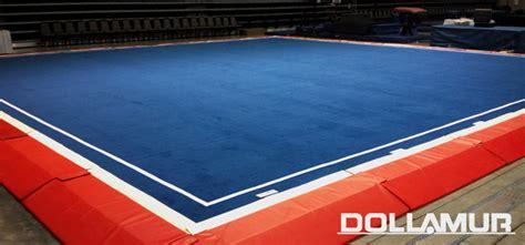 Olympic Mats by Demo 42 X42 X2 Quot Carpet Gymnastics Mat W Flexi Connect