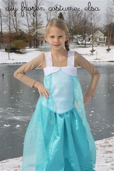 Elsa Handmade Costume - 20 awesome diy elsa costume tutorials for