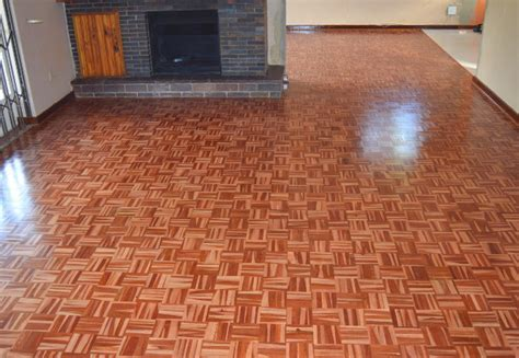 Sanding & Refinishing of Wooden Floors   Sand and Seal