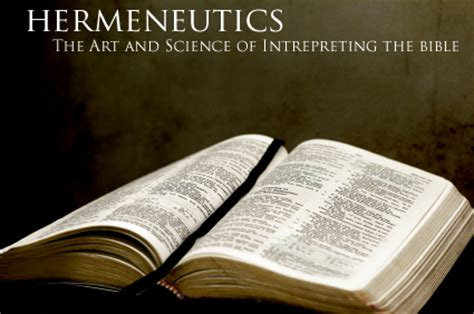 priority in biblical hermeneutics and theological method books veritas domain hermeneutics series course level one and