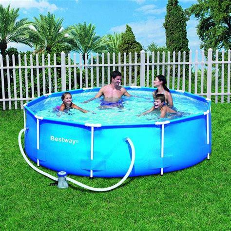 Sugar Baby Premium Swimming Pool Time Fresh Garden T3009 10 ft 12 ft steel frame family childrens outdoor garden pour paddling piscine ebay