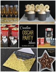 creative oscars party ideas film reel cupcakes make