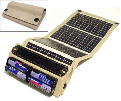 solar power battery charger solar powered battery charger gives free power forever