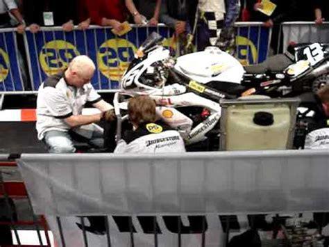 Motorrad Reifenwechsel by Motorrad Reifenwechsel F 252 R Langstreckenrennen Vom Ps Lsl X