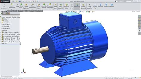 tutorial solidworks motor watch solidworks tutorial sketch motor in solidworks