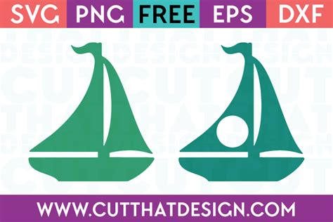 sailboat monogram clipart sail boat silhouette and monogram designs cut that design
